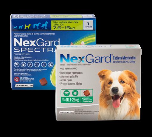 Obtené una completa protección con la línea de productos Nex